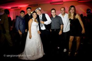 Iate Clube Brasileiro | Casamento | Ilana e Rulian