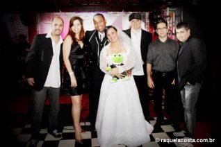 Casa Dourada Festas | Casamento | Vanessa e Leonardo