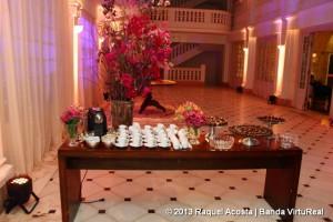 Palacete General Severiano | Casamento | Caroline e Marcos