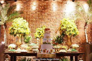 SA Gourmet | Aniversário | 80 anos | Eleusa